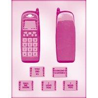 CK チョコレート型/携帯電話