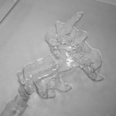 画像2: 〒 CK チョコレート型ロリポップ/ユニコーン