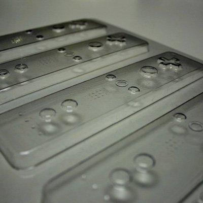 画像1: 〒 CK チョコレート型/ゲームコントローラー