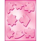 CK チョコレート型/ハートパズル