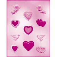 CK チョコレート型/LOVEなセット