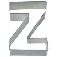 Stadter クッキー型/アルファベット英字Z(ステンレス)