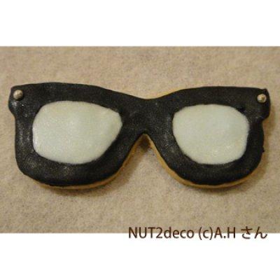 画像1: 〒 クッキー型/サングラス
