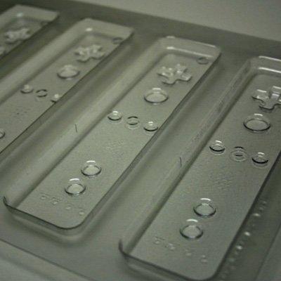 画像2: 〒 CK チョコレート型/ゲームコントローラー