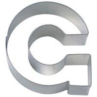 Stadter クッキー型/アルファベット英字G(ステンレス)