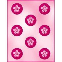 CK ボンボンショコラのチョコレート型/お花