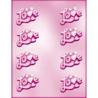 CK チョコレート型/Loveロゴ