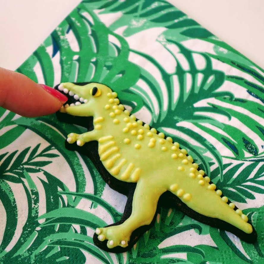 恐竜(ダイナソー)のクッキー型セット