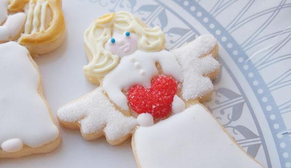 天使のクッキー型