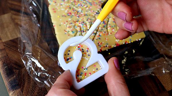 クッキー作りにもシュガークラフト道具が便利