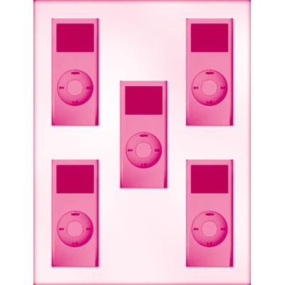 画像1: 〒 CK チョコレート型/i-pod風ミュージックプレイヤー (1)