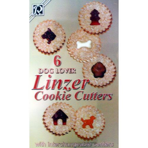 画像1: クッキー型抜セット/犬 (1)