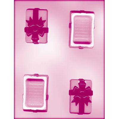 画像1: 〒 CK チョコレート型BOX/ギフトボックス (1)