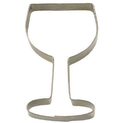 画像1: 〒 クッキー型(Stadter)ワイングラス【ステンレス】 (1)