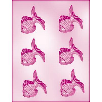 画像1: 〒 CK チョコレート型/熱帯魚 (1)