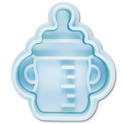 画像1: クッキー型(Stadter)スタンプ(バネ式)哺乳瓶 (1)