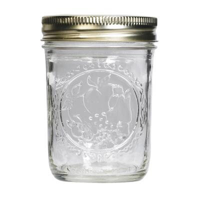 Ball メイソンジャー瓶 8oz/フルーツ(レギュラー蓋)単品                                        [F52501-B]