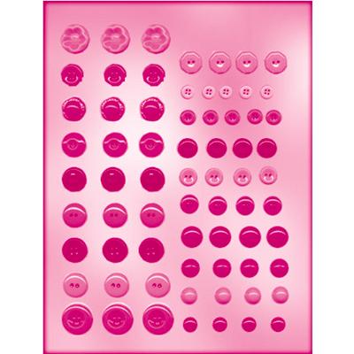 画像1: 〒 CK チョコレート型/ボタンいろいろ (1)