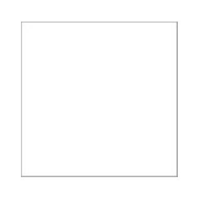 画像1: 〒 チョコレートホイル(125枚入)ホワイト<S> (1)