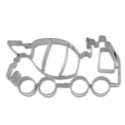 画像1: 〒 クッキー型(Stadter)ミキサー車(ステンレス) (1)