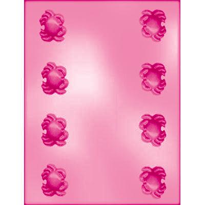 画像1: 〒 CK チョコレート型(立体3D)カニ (1)