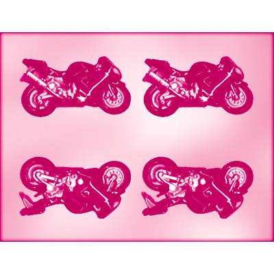 画像1: CK チョコレート型(立体3D)バイク (1)