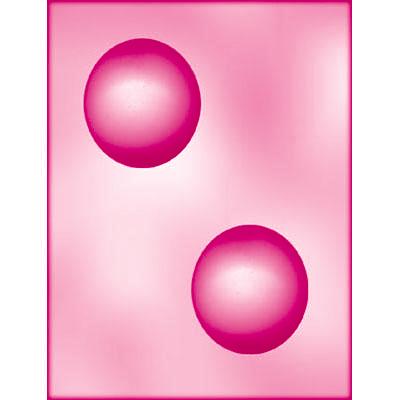 画像1: CK チョコレート型/3D立体ボール (1)