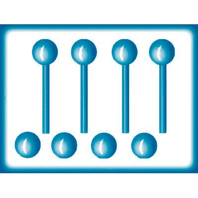 画像1: 〒 CK キャンディ型ロリポップ(飴型)3Dボール (1)