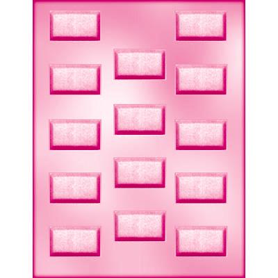 画像1: 〒 CK チョコレート型/長方形ミントチョコ (1)