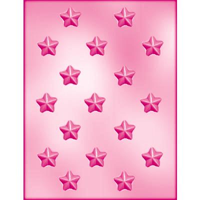 画像1: 〒 CK チョコレート型/星スター 2.5cm (1)