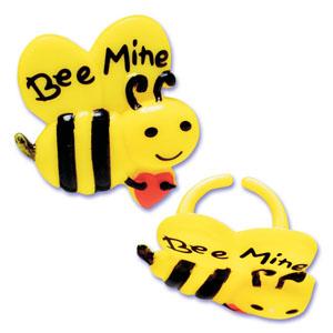 画像1: ケーキリング/Bee Mine(6個入) (1)