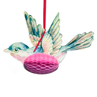 画像1: ハニカムボール/小鳥3 (1)