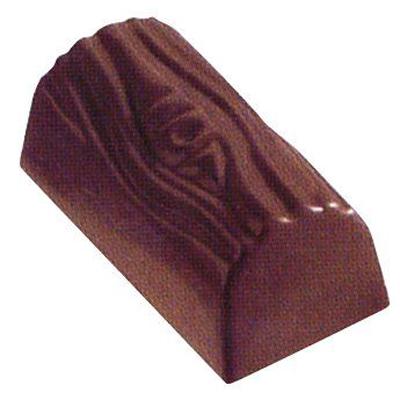 画像1: 〒 ポリカーボネート製チョコレート型/丸太 ※1個までネコポス可 (1)