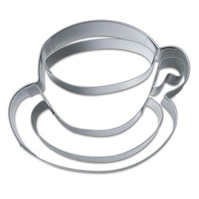 画像1: 〒 クッキー型(Stadter)コーヒーカップ(ステンレス) (1)
