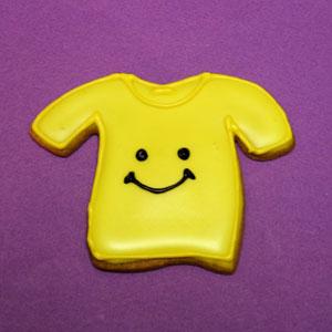 画像1: 〒 クッキー型(FoxRun)Tシャツ【ステンレス】 (1)