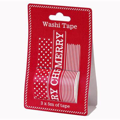 画像1: マスキングテープ/メリークリスマス (1)