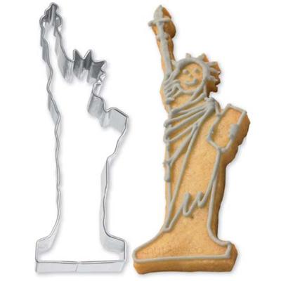 画像1: 〒 クッキー型(BIRKMANN)自由の女神(ステンレス) (1)