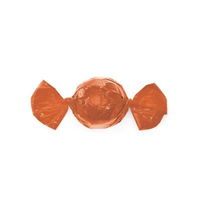 画像1: 〒 キャンディホイル(100枚入)オレンジ <S> (1)