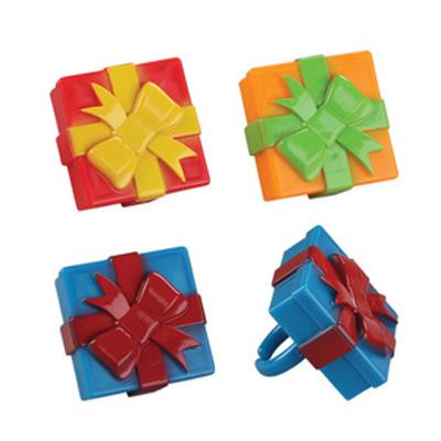 画像1: ケーキリング/立体ギフトボックス(3種6個入) (1)