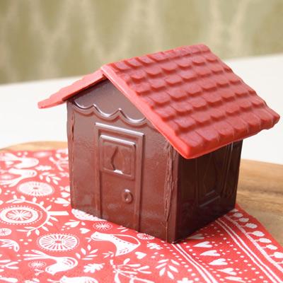 画像1: 〒 CK チョコレート型/お菓子の家 (1)