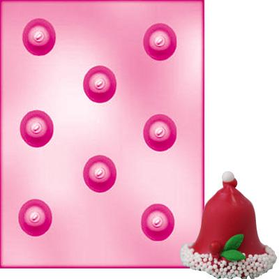 画像1: CK チョコレート型/立体ベル (1)