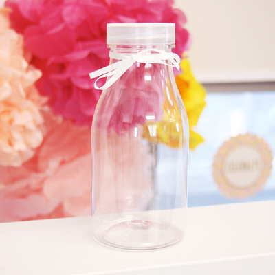 画像1: ミルクボトル(1本) (1)