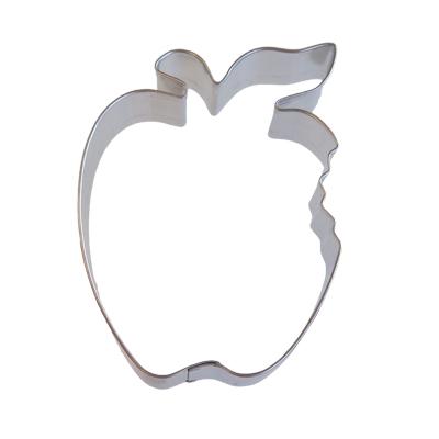画像1: 〒 クッキー型/かじリンゴ (1)