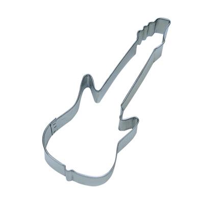 画像1: 〒 クッキー型/エレキギター (1)