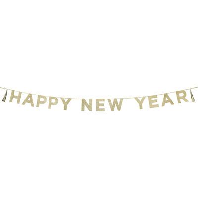 画像1: パーティバナー・ガーランド/HAPPY NEW YEAR (1)