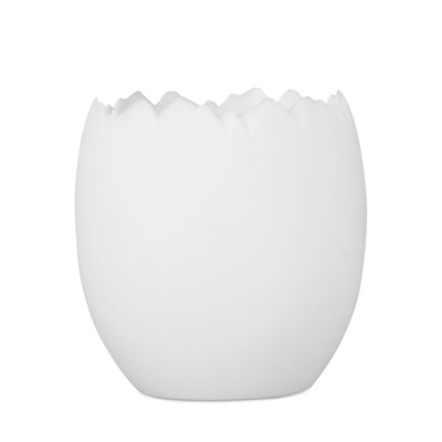 画像1: 白いタマゴのプラカップ(3個セット) (1)