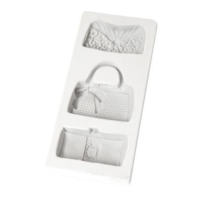 画像1: 〒 シリコン型/デザインバッグ (1)