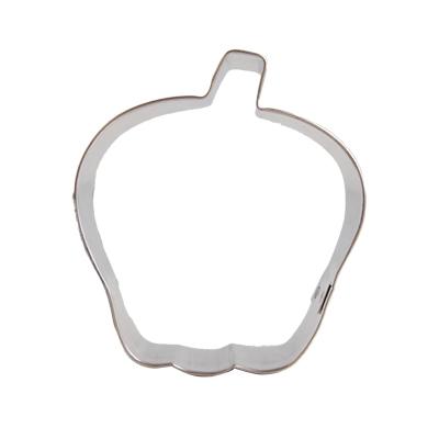 画像1: 〒 クッキー型(Ann Clark)リンゴ (1)