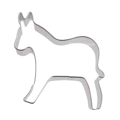画像1: 〒 クッキー型(Ann Clark)子馬 (1)