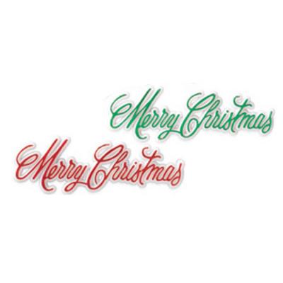 画像1: 〒 ケーキプレート/Merry Christmas・ホワイトプレート(2種) (1)